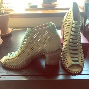 Marc by Marc Jacobs Cutout Sandals